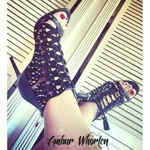 Sam Edelman Shoes - ♡ Sam Edelman Allison Spiked Heels