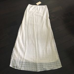 Band of Gypsies Dresses & Skirts - Lace Maxi Skirt