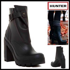 Hunter Boots Shoes - HUNTER HIGH HEEL BOOTS