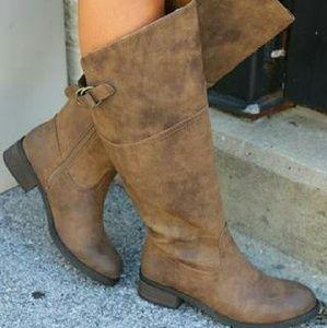 Volatile Shoes - Volatile Carmi Riding Brown