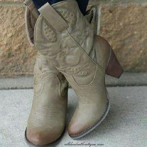 Volatile Shoes - Volatile Dallas Taupe