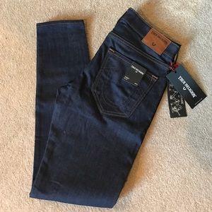 True Religion Other - NWT Men's True Religion Tony skinny jeans 👖W33