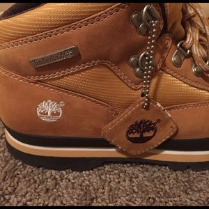 Clothing, Shoes & Accessories Kind-Hearted Kids Timberland Boots Size 2