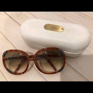 Chloe Accessories - Chloé CL 2119 Sunglasses tortoise brown