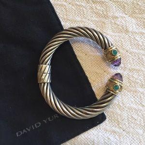 David Yurman Jewelry - David Yurman Renaissance bracelet.