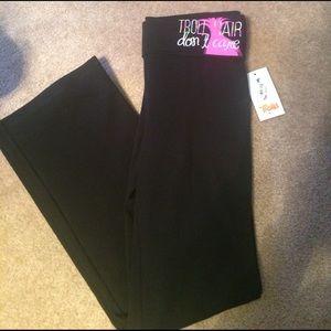Macy's Pants - Trolls black yogas