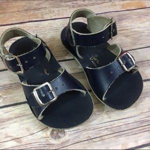 Salt Water Sandals by Hoy Other - Sun-San Saltwater Surfer Sandals Navy Hoy 5