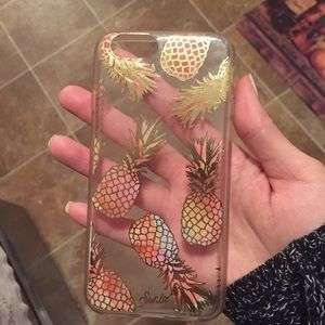 Sonix pineapple case iPhone 6/6s