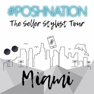 Miami, #PoshNation is coming your way!