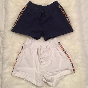 2️⃣summer shorts