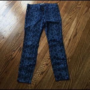 Rich & Skinny Denim - Rich & Skinny Python Print Jeans