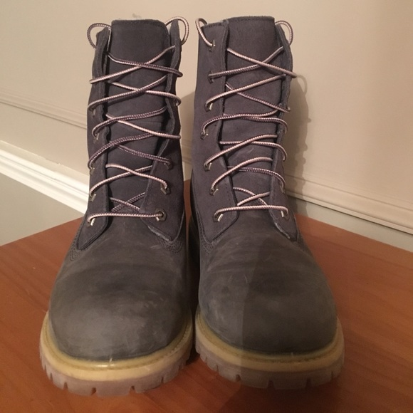 65% off Timberland Other - Awesome Mens Timberland Boots! Worn ...