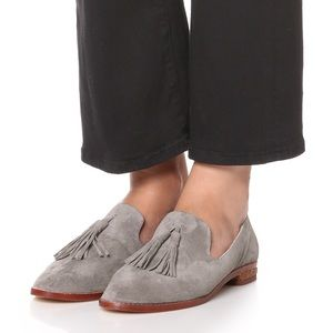 Matt Bernson Shoes - NWT Matt Bernson Authentic Suede Tassel Loafers