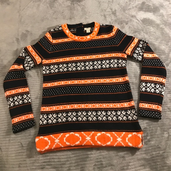 66% off J. Crew Factory Sweaters - NWT J. Crew factory Fair Isle ...