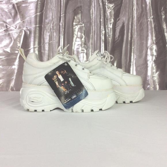 0598c97605 Skechers Shoes | Nwt Platform Sneakers | Poshmark