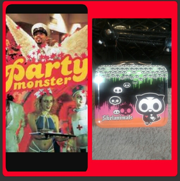 dollskill Bags - Party monster style box/purse rave box
