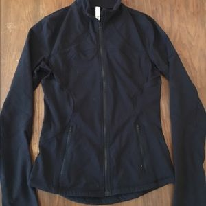 """Lulu Lemon Athletica """"Define"""" jacket."""