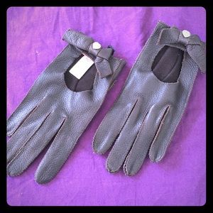Juicy couture driving gloves