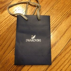 Swarovski Other - Swarovski shopping bag