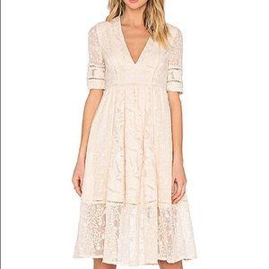 Free People Mountain Laurel Dress