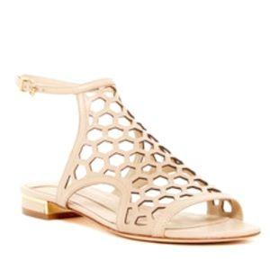 Carolinna Espinosa Shoes - Carolinna Espinosa Cea-Starks Beige Flats 9M