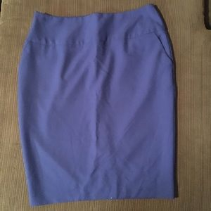 Dresses & Skirts - *50% OFF BUNDLES* Royal blue pencil skirt