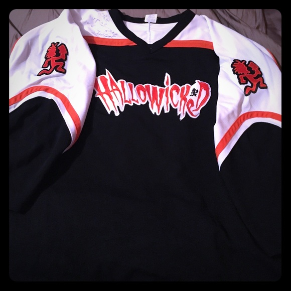 4c330ed417d hatchetgear Other - Hallowicked insane clown posse jersey