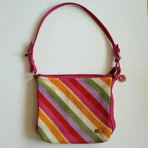 The Sak Handbags - The Sak Crochet Island Stripe Handbag