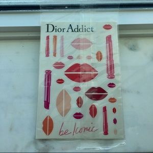Christian Dior Other - Authentic Christian Dior stickers