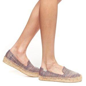 Soludos Shoes - Soludos Smoking Slipper Platform Espadrilles