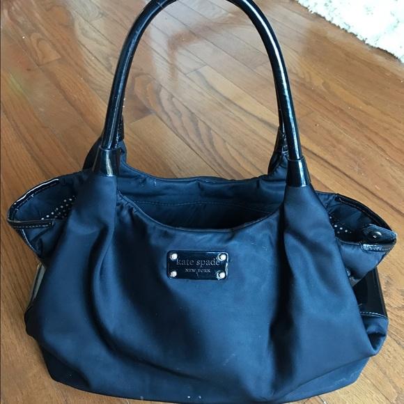 Handbags - Kate Spade black purse