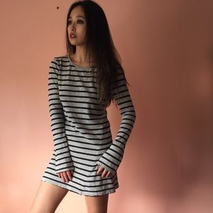 A.L.C. Dresses & Skirts - A.L.C. Striped Mini Dress