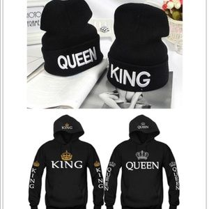 IAmDeuce Other - King and Queen sets. Hats, hoodies, and sweats.
