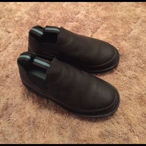 Georgia Boot Shoes - Black Georgia boots!