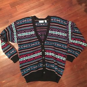 Thick Vintage Cardigan