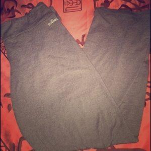Brand new gray Spalding brand pants size xl womens
