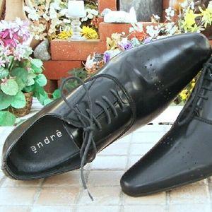 Mens Dress Leather Shoe Size 8
