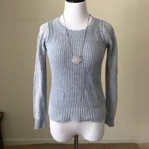 Anthropologie Sparrow Light Blue Sweater