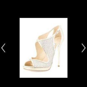 Never worn!  Jimmy Choo Leondra Shoes