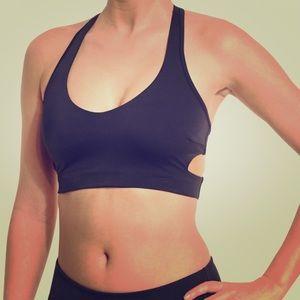 24e6e46775 Onzie Intimates   Sleepwear - Onzie Yoga wrap t-back strappy sports bra