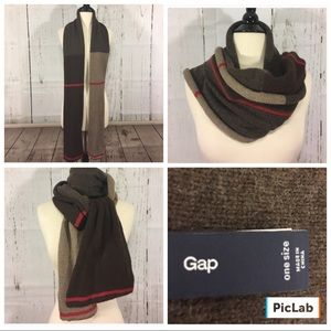 GAP Accessories - 🎀Gap Long Scarf of Cotton/Wool/Nylon Blend🎀