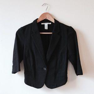 American Rag Jackets & Blazers - American Rag cropped blazer