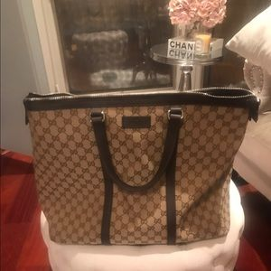 Gucci Handbags - Authentic Gucci Travel or Gym Bag!