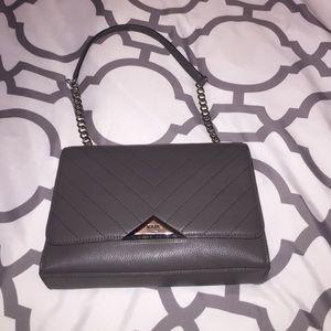 Karl Lagerfeld Handbags - 🎉SALE🎉Karl Lagerfeld Flap Leather Purse