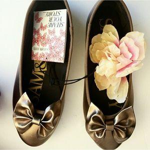 Sam & Libby Shoes - Sam & Libby Chelsea Bow Ballet Flats