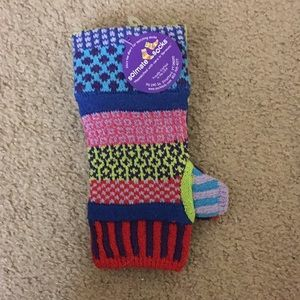 Solmate Socks Accessories - Mismatched fingerless mittens by Solmate Socks