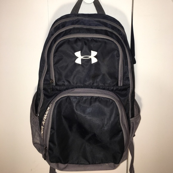Under Armour Bags   Bag X Backpack X Book X Gym X Workout   Poshmark 6c6d29e9a9