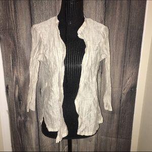 Eileen Fisher Sweaters - Small Eileen Fisher beige Cardigan