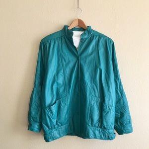 Nasty Gal Jackets & Blazers - '80s / New Wave Leather Jacket