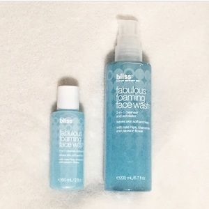 Bliss Other - Bliss Fabulous Foaming Face Wash
